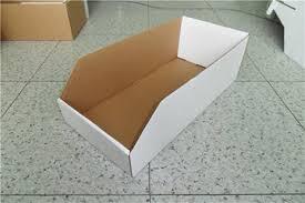 瓦楞纸料盒