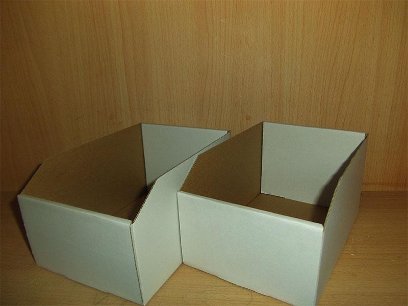 瓦楞纸料盒1